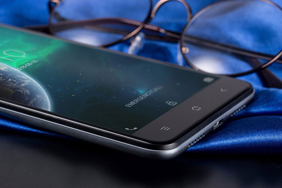 blackview e7 gray видео
