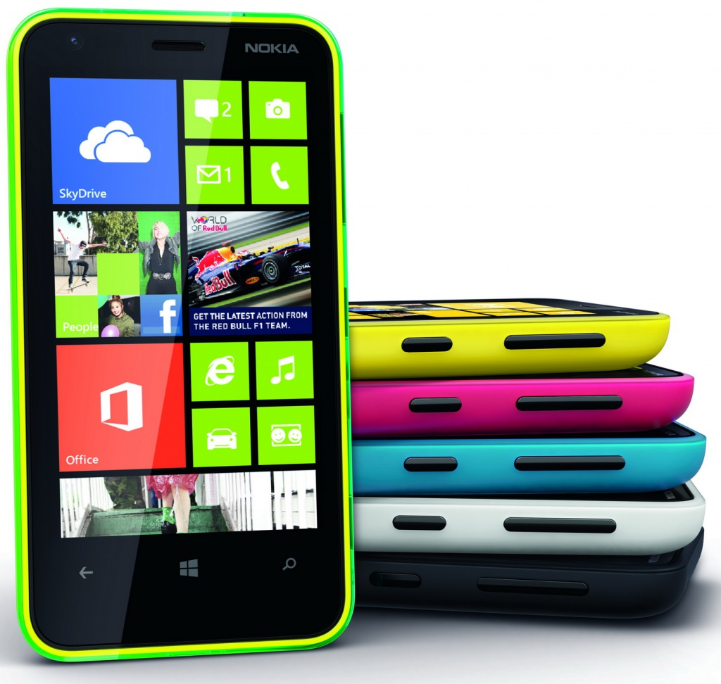 Nokia lumia 620 Android