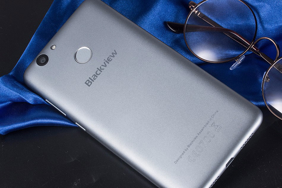 Blackview E7 Blue без обмана