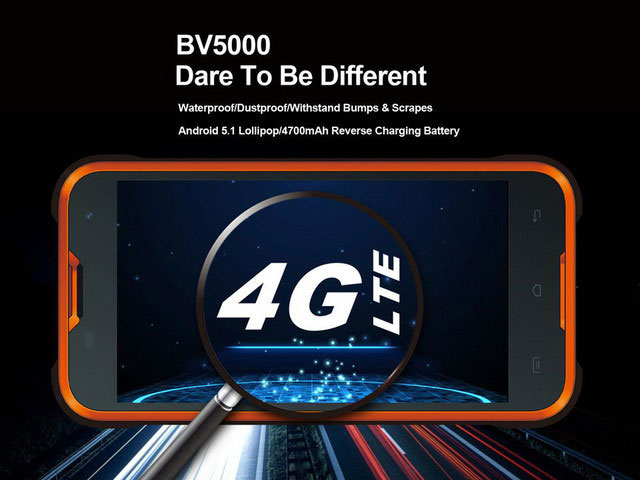 blackview bv5000 orange характеристики