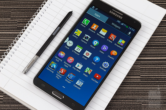 Samsung Note 3 Android