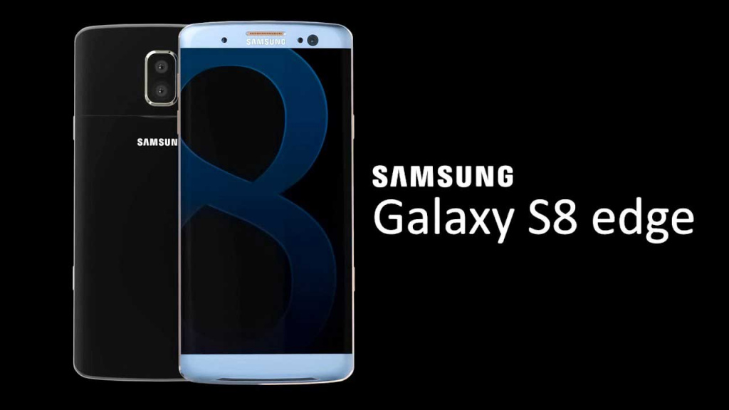 Samsung Galaxy S8 Edge копия